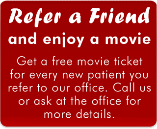 Refer a Friend art for Phoenix Pediatric Dental and Orthodontics